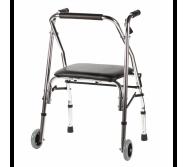 Ходунки на 2-х колесах складані (для дорослих)