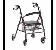Ходунки на 4-х колесах, складані (для дітей)
