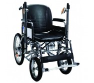 Крісло колісне з дворучним керуванням, важільним приводом на задні колеса (базове, дорожне)