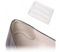 Наклейка на задник обуви