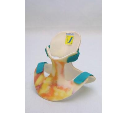 Ортези на шийний відділ хребта