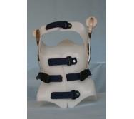 Ортези на грудний, поперековий та крижовий відділи хребта